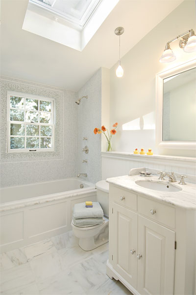 Charlie allen renovations inc childrens bath for Children s bathroom designs